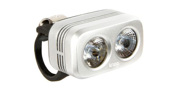Knog Blinder Road 250 Frontlicht weiße LED silver